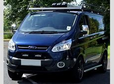 Product Grill kit with LAZER ST4 for Ford Transit Custom