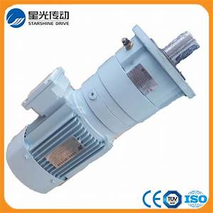 China High Efficiency Inline Planetary Gear Reducer