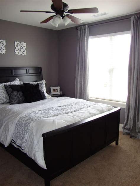 graypurple guest room purple grey guest bedroom
