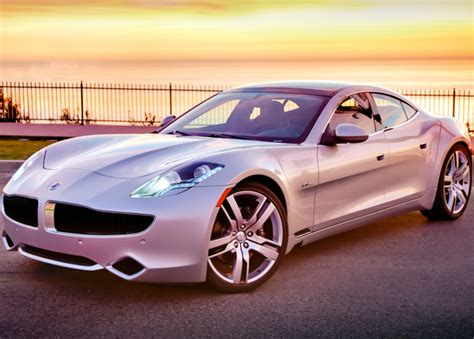 4 Door Electric Car by Fisker Announces Karma Four Door Electric Sedan To Be