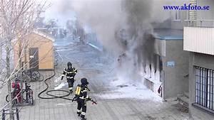 Brand I Mosk U00e9 I Nyfors Eskilstuna Sverige Sweden