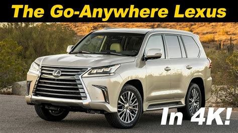 Review Lexus Lx by 2018 Lexus Lx 570 Review And Comparison
