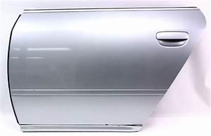 Lh Rear Door Shell - 98-01 Audi A6