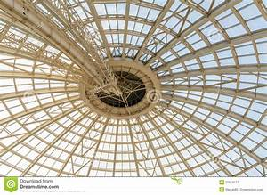 Modern Dome Structure stock image. Image of architecture ...