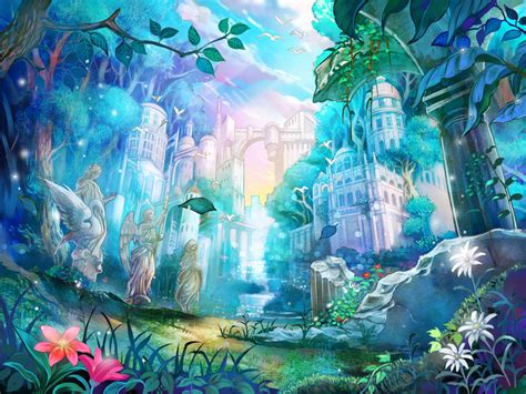 palace of recollection by hirousuda on deviantart