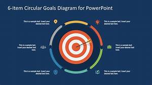 6 Steps Circular Flow Powerpoint