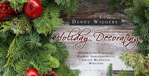 holiday decorating service