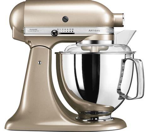 kitchen aid artisan accessories buy kitchenaid artisan 5ksm175psbcz stand mixer golden 4968