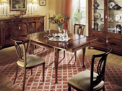 immagini sale da pranzo sedia classica in legno per sale da pranzo idfdesign