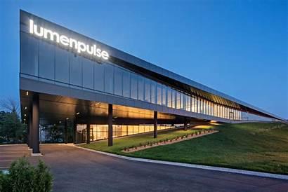 Lumenpulse Headquarters Architecture Corporate Montoni Assignment Canada