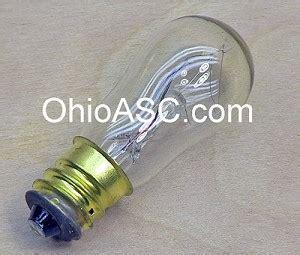 5304421616 refrigerator dispenser light bulb l