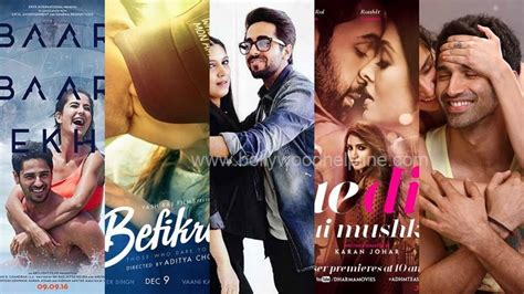 Top 10 Upcoming Romantic Bollywood Movies In 2016