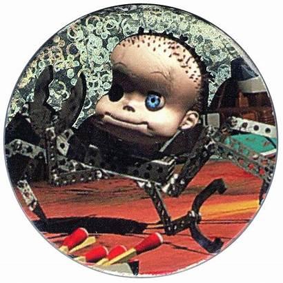Toy Story Pog Spider Avimage Babyface Mcdonalds