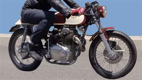 1969 honda sl350 cafe racer not cb350 gopro 3