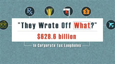 big corporate tax breaks   benefits  fiscal
