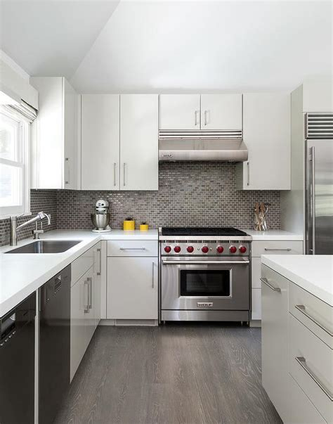 white kitchen gray floor 25 best grey kitchen floor ideas on grey 1379