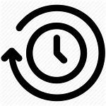 Icon Recent Clock Svg Reload Icons Valley