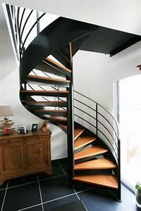 Escalier Hlicodal Mtal