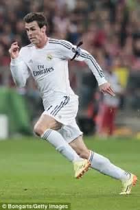 Cristiano Ronaldo and Gareth Bale are so fast they could ...