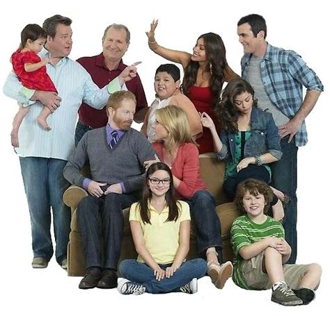 modern family tv show cast t v shows