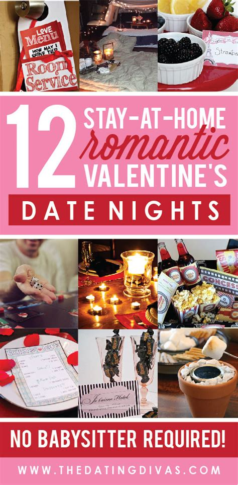 Even though i actually enjoy spending time with him… date nights had fallen through the cracks. Over 100 Romantic Valentine's Day Date Ideas - From The ...