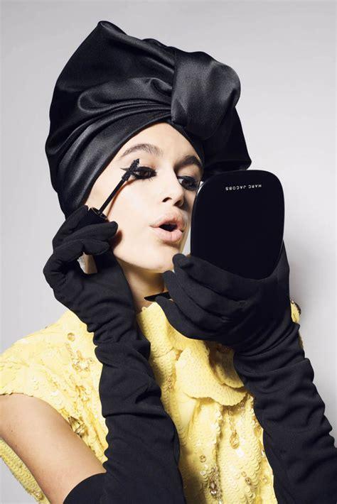 Kaia Gerber Poses for Marc Jacobs 2018 Campaign Photos ...