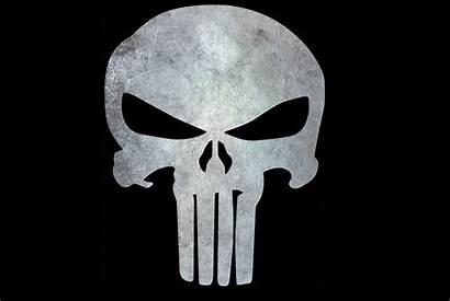 Punisher Skull Logos Simbol Lucio Parrillo Variant
