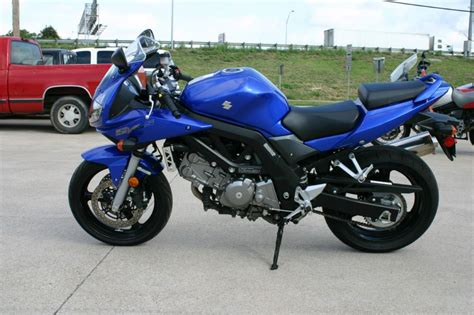 Suzuki Sv650s For Sale by 2007 Suzuki Sv In Usa Used Motorcycles For Sale