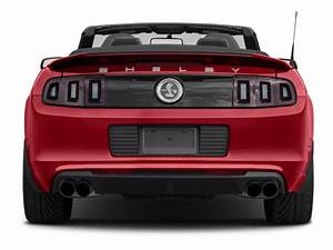 2014 Ford Mustang Convertible 2D Shelby GT500 V8 Prices, Values & Mustang Convertible 2D Shelby ...