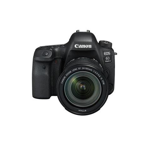 canon 6d dslr canon eos 6d ii dslr ef 24 105mm is stm lens kit