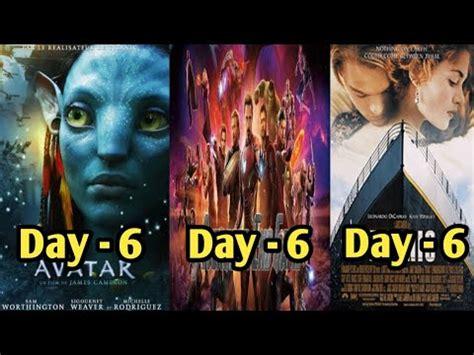 avengers endgame  avatar  titanic  day box office