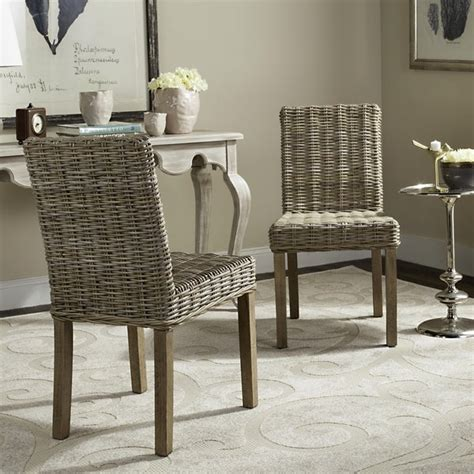shop safavieh rural woven dining grove unfinished natural