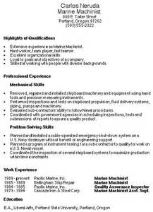 resume templates for of all trades resume sles construction trades and labor damn resume guide
