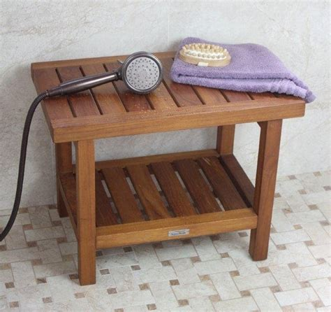 top 10 reasons to buy a teak shower bench teak patio