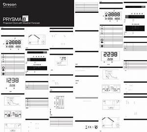 User Manual Oregon Scientific Bar223p  2 Pages