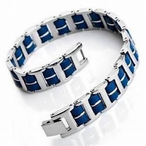 bracelet acier homme l39accessoire parfait With robe fourreau combiné avec bracelet homme cuir
