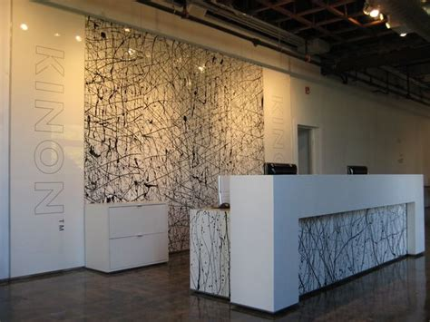 wall panelling designs reception wall panelling search fitouts Office