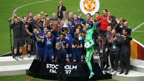 Europa League Final Manchester United Lift