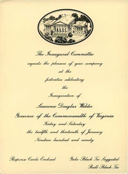 invitation card sample  inauguration