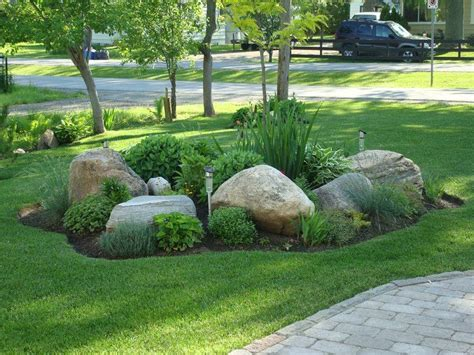 Backyard Landscaping Ideas With Rocks by Best 25 Above Ground Septic Tank Ideas On