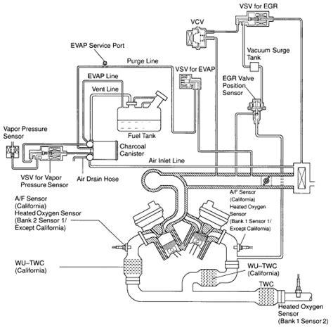 1997 Toyotum Avalon Engine Diagram by I Need Schematics Of Engine Of 1999 Toyota Avalon V6