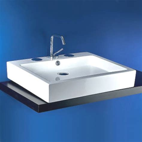 square bathroom sinks uk small glossy square corner
