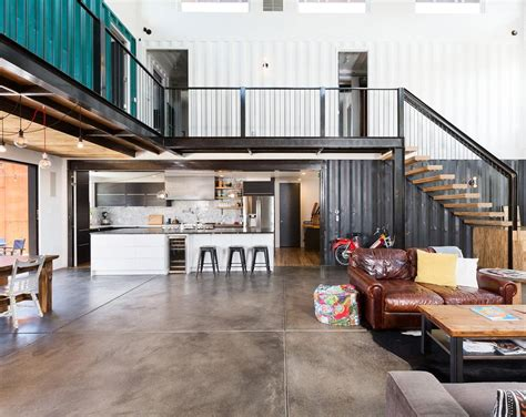 house   shipping containers