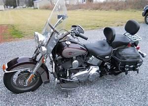 2007 Harley Davidson Motorcycle Heritage For Sale On 2040