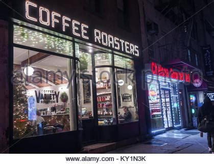 Over the past decade, we have grown to become variety coffee roasters, a company. Food shoppers in a gourmet shop in Brussels, Belgium Stock Photo: 79801472 - Alamy