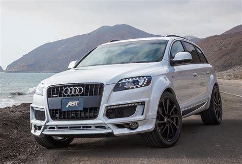Audi Q7 2018 Redesign Image 168