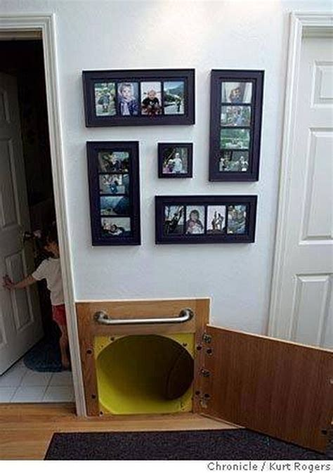 creative secret rooms doors  drawers ideas upcycle art