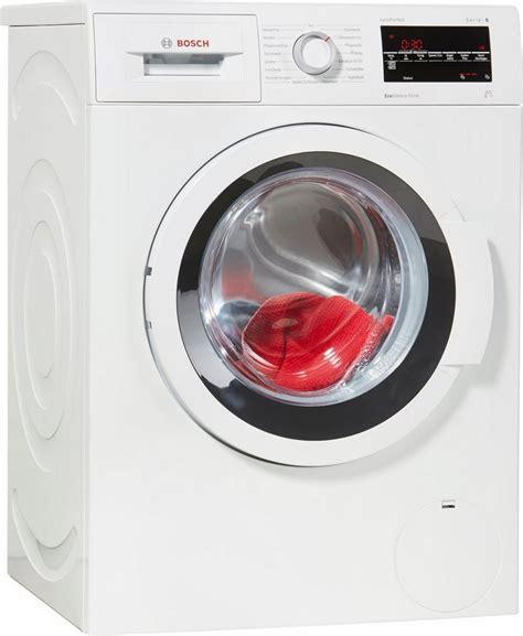 bosch waschmaschine 6 kg bosch waschmaschine serie 6 wat28410 a 7 kg 1400 u min kaufen otto