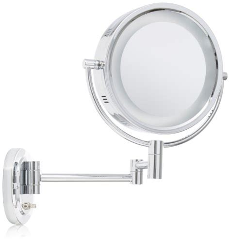 best lighted wall mount makeup mirrors