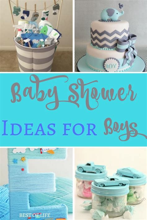 Baby Shower Ideas Baby Shower Ideas For Boys Themes Diy Food And Budget
